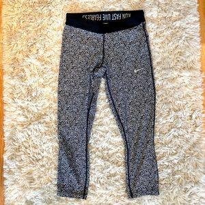 Nike leopard / cheetah Print Leggings